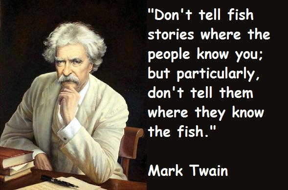 Mark Twain Quotes: Mike M Jensen