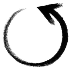 round-arrow