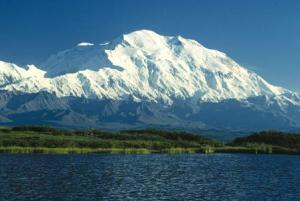 Mt. Denali-Bolshaya Gora- Densmore- McKinley- Denali