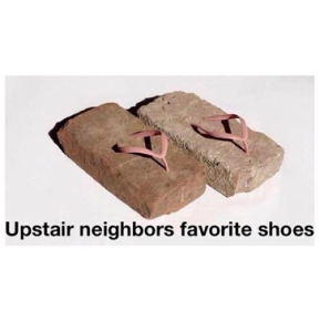 Upstairs-Neighbors-favorite-shoes